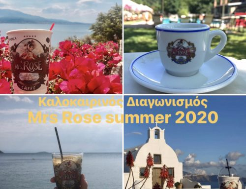 Instagram Giveaway – Mrs Rose summer 2020